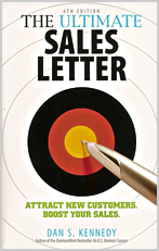 Copertina The Ultimate Sales Letter (ENG) Dan S. Kennedy