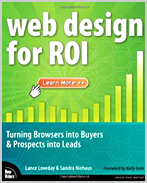 Copertina Web design for ROI (ENG) Lance Loveday, Sandra Niehaus
